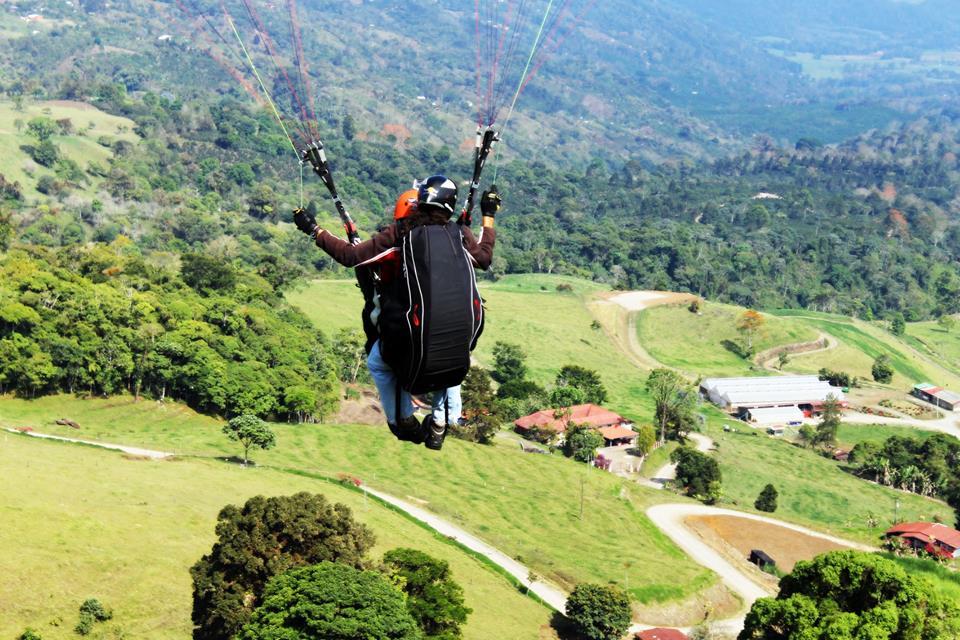 Parapente Costa Rica